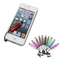 20Pcs Mini Stylus Touch Screen Pen Gift for iPhone iPod Touch iPad Smartphone