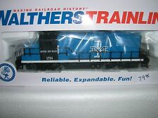 """Walthers """"Boston & Maine"""" HO GP 9 Diesel new boxed lot # 9979"""