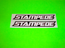 TRAXXAS RC RADIO CONTROLLED STAMPEDE MONSTER JAM CAR TRUCK STICKERS DECALS