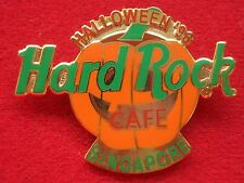 HRC Hard Rock Cafe Singapore Halloween 1996 Pumpkin