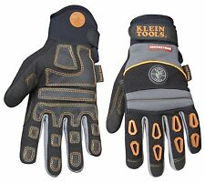 Klein Tools 40040 Extra Large Journeyman Pro Heavy Duty Protection Gloves