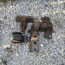 TOYOTA MR2 Mk 1 4age aw11 engine mount set good condition