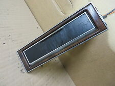CADILLAC COUPE DeVILLE 87 1987 REAR A/T COMPARTMENT DRIVER LH LEFT OE