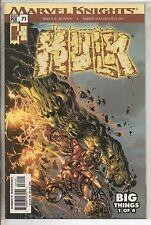 Marvel Comics Incredible Hulk Vol 2 #71 June 2004 Iron Man NM