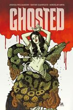 GHOSTED deutsch HC 1,2,3+4 komplett VARIANT-HARDCOVER lim.222 GERMAN EXCLUSIVE
