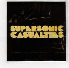 (GI343) Supersonic Casualties, The Delta Riggs - DJ CD