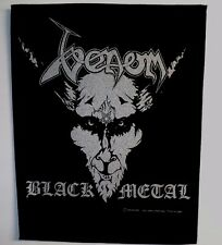 VENOM BLACK METAL  BACK PATCH