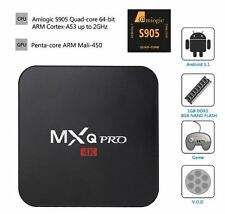 4K TV Box MXQ Pro Android S905 Digital TV Streaming Box Quad Core Android 5.1