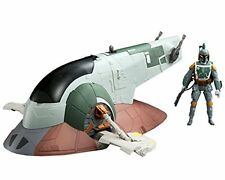 Star Wars THE FORCE AWAKENS Mid vehicle SLAVE 1 Boba Fett figure from Japan F/S
