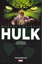MARVEL KNIGHTS Hulk Transformation