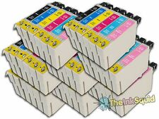 48 T0481-T0486 (T0487) non-oem Ink Cartridges for Epson Stylus RX620 RX 620