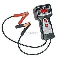 Digital Automotive Battery Tester Load Test, Car Voltage Level tool 6V & 12V CCA