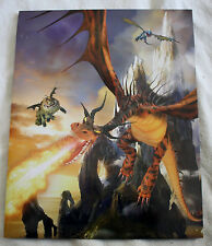 How To Train Your Dragon Movie 2 Pocket  Folder Monstrous Nightmare Nadder
