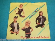 """VINYL 7"""" SINGLE - BUCKS FIZZ - IF YOU CAN'T STAND THE HEAT - RCA 300"""