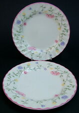 """TWO Johnson Brothers Summer Chintz Sm Side or Bread Plates 15.75cm /6.75"""" in VGC"""