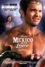 FROM MEXICO WITH LOVE Movie POSTER 27x40 Angelica Aragon Steven Bauer Kuno