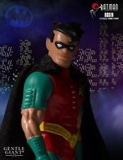 "2016 DC GENTLE GIANT BATMAN ANIMATED ROBIN 12"" JUMBO ACTION FIGURE MIP NEW"