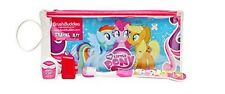 My Little Pony Brush Buddies Kit Childrens Toothbrush, Cover, Floss & Travel Bag
