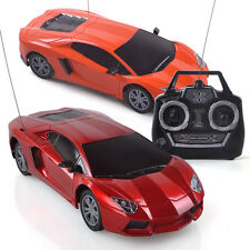 1:24 Drift Speed Radio Remote Control RC RTR Racing Lighting Car Truck Toys Game