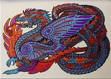 Coloring Book For Children Adult Dragon Adventure Drawing Wonderful Art Relaxing