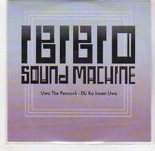 (GF360) Ibibio Sound Machine, Uwa The Peacock - eki ko inuen uwa - DJ CD