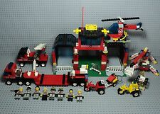 LEGO Fire Fighters' HQ set 6478 6477 6459 100 % complet avec notice