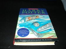 Harry Potter and the chamber of secrets by J. K. Rowling Bloomsbury 1st Ever Run