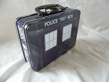 TOP TRUMPS BBC DOCTOR WHO TARDIS COLLECTORS TIN WITH 60 CARDS
