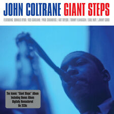 John Coltrane GIANT STEPS / LUSH LIFE Paul Chambers REMASTERED New Sealed 2 CD