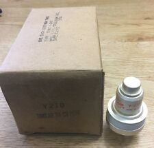 Y-210 Eimac Industrial Tube 9/64 Dates NOS NIB Tested Strong (More Available)