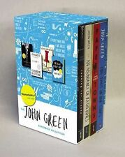 JOHN GREEN BOXED SET John Green (2014) Set 4 books Fault in Our Stars Paper Town