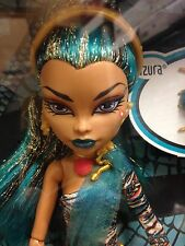 2011 Monster High Nefera De Nile Pet Azura RARE First 1st Wave Edition Original