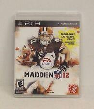 Madden NFL 12 (PlayStation 3)