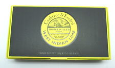 Crabtree & Evelyn West Indian Lime Triple Milled Soap Boxed Set Of 3/5.3 oz Bars
