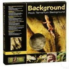Exo Terra Terrarium Vivarium Rock Background 45 x 60cm