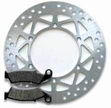 SUZUKI FRONT Brake Disc Rotor + Pads DRZ 400 SY/SK (2000-2008) NEW