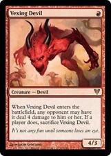 VEXING DEVIL Avacyn Restored MTG Red Creature—Devil RARE
