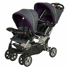 Baby Trend Sit N Stand Double Stroller, Elixer New