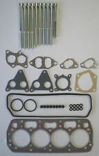 HEAD GASKET SET BOLTS FIT FABIA OCTAVIA 1.4 8V 1999-03 AQW ATZ AZF AZE AMD AME