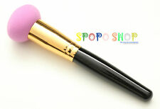 Pro Liquid Foundation Concealer Flat Top Sponge Blender Brush Foam Applicator