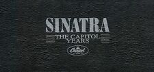 The Capitol Years [21-CD] by Frank Sinatra (CD, Oct-1998, 21 Discs, Emi) NEW