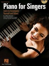 Piano for Singers Learn to Accompany Yourself and Others Keyboard Inst 000311771