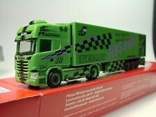 Herpa Scania R TL Tsu Bode valigia di raffreddamento-autoarticolati - 304238