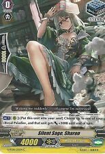 CARDFIGHT VANGUARD CARD: SILENT SAGE, SHARON - G-BT08/051EN C