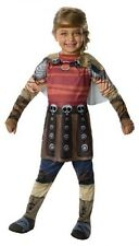 ASTRID HOW TO TRAIN YOUR DRAGON 2 Girls Costume Small 4-6 Halloween Child NEW