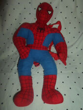 "Marvel Spiderman Strap on Carry Along 20"" Plush Soft Toy Stuffed Animal"