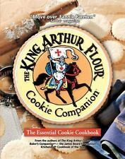 King Arthur Flour Essential Cookie Cookbook Hardcover DJ 1st Edition Very Clean