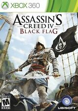 Assassin's Creed IV: Black Flag Xbox 360 Game