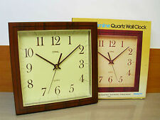 Retro COPAL Slim Line Clock Boxed! -Vintage Wall hanging Kitchen Living Room etc