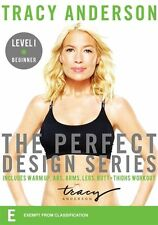 TRACY ANDERSON THE PERFECT DESIGN SERIES - LEVEL 1 BEGINNER (BRAND NEW)